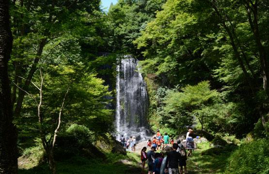 自然豊かな阿蘇小国