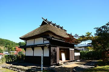 北里柴三郎記念館 博士の生家の一部